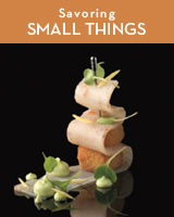 Small Things Savory - Shrimp Cocktail by Derrick VanDuzer