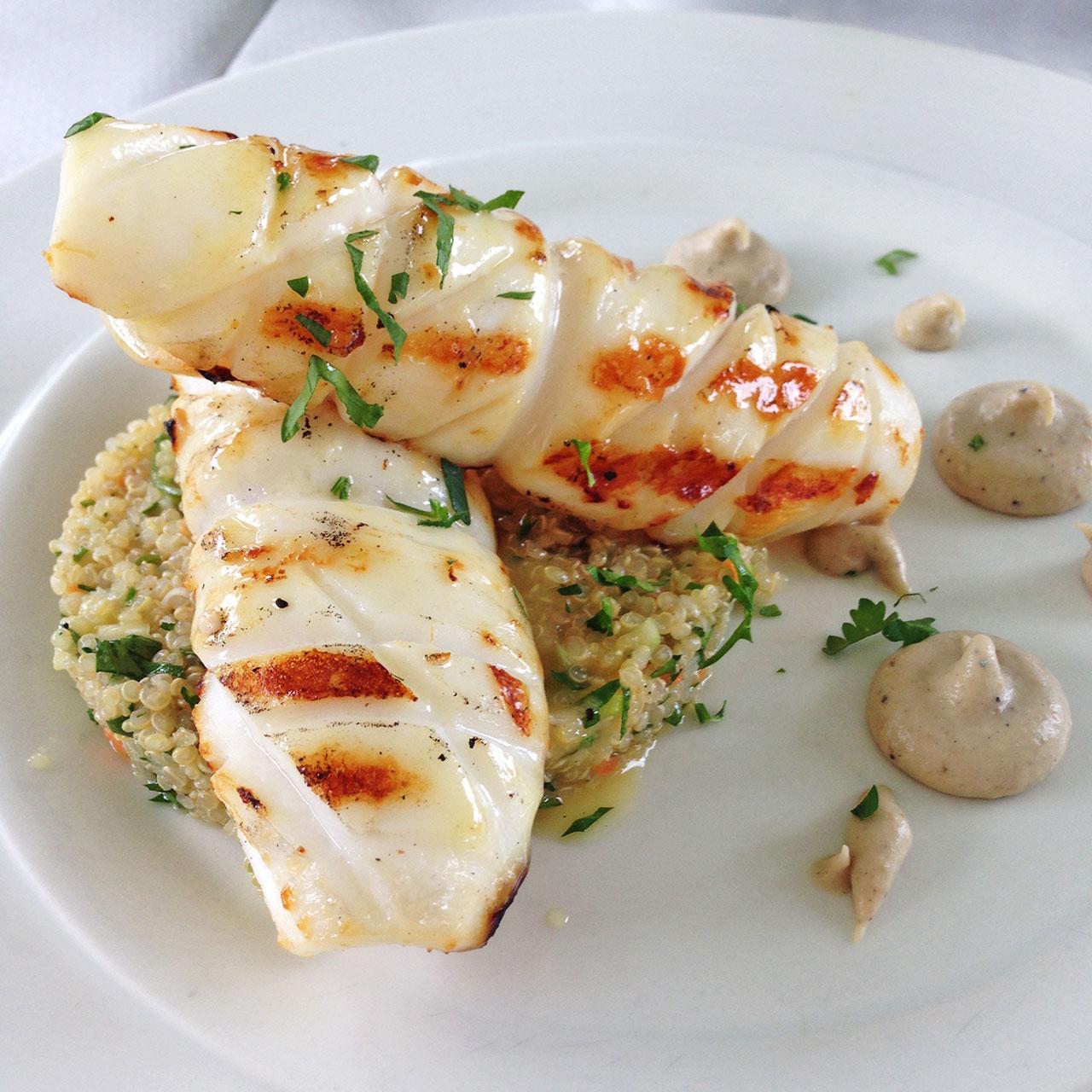 Блюда из кальмаров рецепты с фото пошагово своем интервью