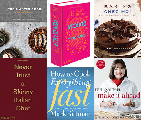 Holiday Cookbook Gifts 2014