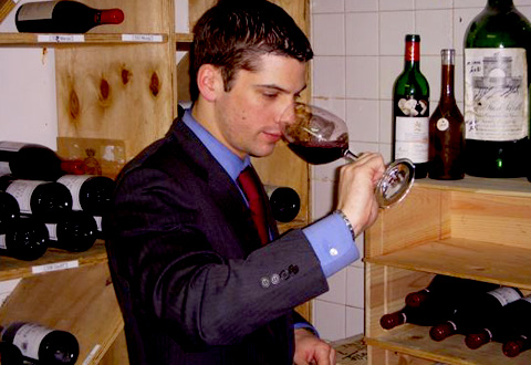 The Beauty of a Sommelier