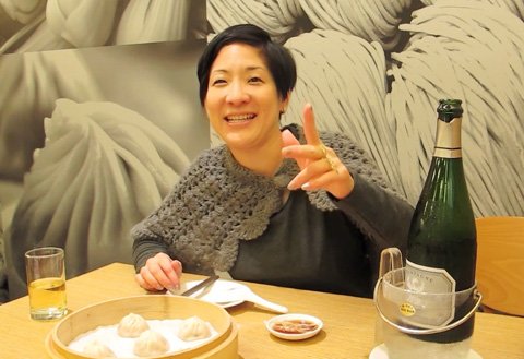 A Champagne Moment: Brut Nature and Dumpling Pairing