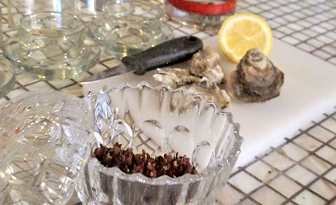 How to Smoke Raw Oysters