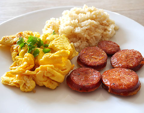 A Taste of Hawaii: Redondo's Portuguese Sausage